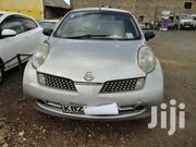 Nissan March 2007 Silver | Cars for sale in Kiambu, Membley Estate