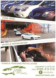Hire All Types Of Cars At Affordable Prices From Tiffs Travel   Automotive Services for sale in Nairobi, Nairobi Central