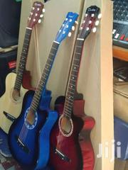 Medium Acoustic Box Guitar Blue | Musical Instruments & Gear for sale in Nairobi, Nairobi Central