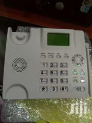 GSM Deskphone  Fixed Wire Phone 850/900/1800/1900mhz | Mobile Phones for sale in Nairobi, Nairobi Central