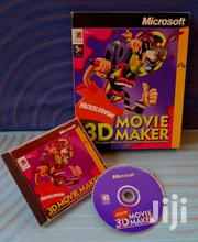 Nickelodeon 3D Movie Maker Original Computer Game | Books & Games for sale in Nairobi, Nairobi Central
