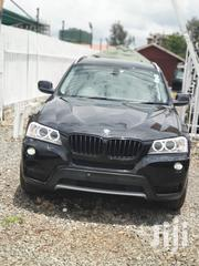 BMW X3 2012 xDrive20d Black | Cars for sale in Kajiado, Ngong