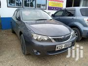 Subaru Impreza 2008 Gray | Cars for sale in Mombasa, Changamwe