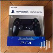 Official Sony Playstation 4 Dualshock 4 Black V2 Controller NEW & SEAL | Video Game Consoles for sale in Nairobi, Nairobi Central