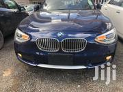 2013 BMW 116i New Shape Leather Fully Loaded Better Than 2012 | Cars for sale in Nairobi, Kilimani