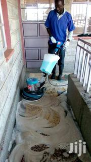 Apartment/Commercial Machine Floor Scrubbing | Other Services for sale in Nairobi, Mugumo-Ini (Langata)
