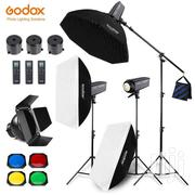 Godox Photo Studio Speedlite Lighting Full  Kit | Cameras, Video Cameras & Accessories for sale in Nairobi, Nairobi Central