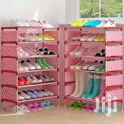 Colorful Canvas Shoe Rack | Home Accessories for sale in Nairobi, Nairobi Central
