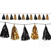 Brand New Paper Tassels  Metallic Gold | Home Accessories for sale in Nairobi, Nairobi Central