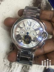 Mechanical Silver Cartier Watch | Watches for sale in Nairobi, Nairobi Central