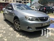 Subaru Impreza 2008 Silver | Cars for sale in Nairobi, Kilimani