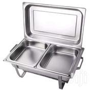Double Chaffing Dish/Food Warmer/Hot Pot | Restaurant & Catering Equipment for sale in Nairobi, Nairobi Central
