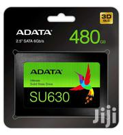 Adata SU630 480GB Solid State Drive Ssd 6gps Sata 3 Gaming, 4K Capture | Laptops & Computers for sale in Nairobi, Nairobi Central