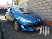 Peugeot 308 2008 Blue | Cars for sale in Nairobi, Nairobi Central