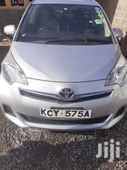 Toyota Ractis 2012 Silver | Cars for sale in Nairobi, Makina