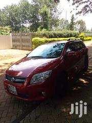 Toyota Fielder 2012 Red | Cars for sale in Kiambu, Township E