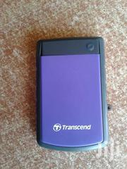 1tera Byte Transcend Hard Drive Purple | Computer Hardware for sale in Kisumu, Migosi