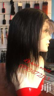 Straight Full Lace Wig. 100% Pure Human Hair | Hair Beauty for sale in Nairobi, Nairobi Central