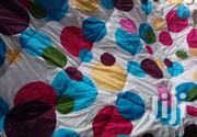 Warm 5*6 Cotton Duvets With A Matching Bed Sheet And Two Pillowcases . | Furniture for sale in Nairobi, Kilimani