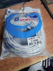 Cat 6 Ethernet Cable Clipped 10 M | Accessories & Supplies for Electronics for sale in Nairobi, Nairobi Central