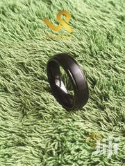 Black 6mm Tungsten  Carbide  Unisex Wedding Band Ring | Jewelry for sale in Nairobi, Lower Savannah