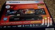 Xcruser 4k Android HYBRID UHD Satellite Receiver | TV & DVD Equipment for sale in Nairobi, Nairobi Central