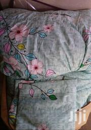 Warm 6*6 Cotton With A Matching Bed Sheet And Two Pillow Cases | Furniture for sale in Nairobi, Kangemi