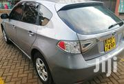 Subaru Impreza 2008 Silver | Cars for sale in Nairobi, Embakasi