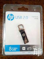 Flash Disks Hp Metallic Silver For Sale 8gb @600 16gb @800, 32gb @1500 | Computer Accessories  for sale in Nairobi, Nairobi Central