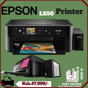 Brand New Epson L850 All-in-one Ink Tank Photo Printer   Computer Accessories  for sale in Nairobi, Nairobi Central