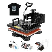 5 IN 1 T Shirt Nug Cap Plate Heat Transfer Printer Sublimation Machine | Printing Equipment for sale in Nairobi, Nairobi Central