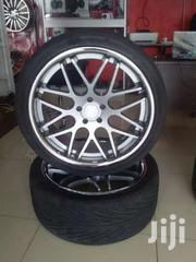 Alloy Rims For BMW Vehicles In Size 22 Inch With Tires | Vehicle Parts & Accessories for sale in Nairobi, Karen