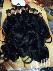 Quality Semi Human Curly Weave Bundles Tangle Free | Hair Beauty for sale in Nairobi, Nairobi Central