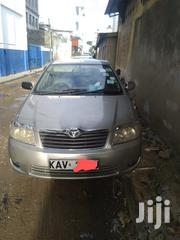 Toyota Corolla 2007 2.5 Silver | Cars for sale in Mombasa, Mkomani