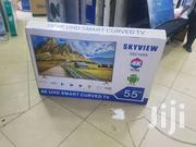 New 55 Inch Skyview Smart 4k Uhd Curved Tv Cbd Shop Call Now | TV & DVD Equipment for sale in Nairobi, Nairobi Central