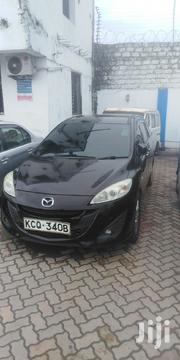 Mazda Premacy 1.9 Exclusive 2011 Black | Cars for sale in Mombasa, Shimanzi/Ganjoni