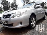 Toyota Fielder 2010 Silver | Cars for sale in Kiambu, Membley Estate