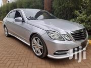 Mercedes-Benz E250 2012 Silver | Cars for sale in Nairobi, Roysambu
