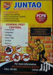 General Pest Control & Clearing Services | Cleaning Services for sale in Mombasa, Ziwa La Ng'Ombe