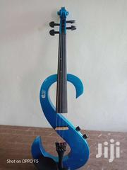 Full Size 4/4 Acoustic Music Electric Violin Fiddle Solid Wood Body Eb | Musical Instruments for sale in Nairobi, Nairobi Central