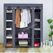 Get Quality Wooden Frame Portable Wardrobes | Furniture for sale in Nairobi, Harambee