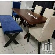 Dining Table 4 Seated And A Bench | Furniture for sale in Nairobi, Nairobi Central