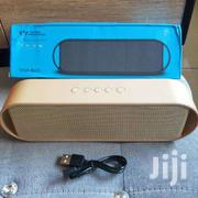 WSA-8623 Bluetooth Portable Speaker/Black/Brown | Audio & Music Equipment for sale in Nairobi, Nairobi Central