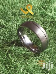 Domed Single Groove Tungsten Carbide Wedding Ring Band | Jewelry for sale in Nairobi, Lower Savannah