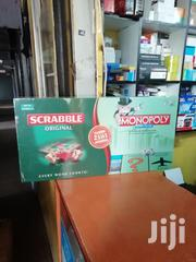 Scrabble And Monopoly Board | Books & Games for sale in Nairobi, Nairobi Central
