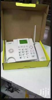 White Office Deskphone | Manufacturing Equipment for sale in Nairobi, Nairobi Central