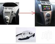 YE-TO 023: Radio Fascia Plate: For Toyota Yaris/Vitz | Vehicle Parts & Accessories for sale in Nairobi, Nairobi Central