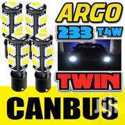 2 X 9 Smd T4W Cool White 6000k Led Bulbs Error Free Canbus | Vehicle Parts & Accessories for sale in Homa Bay, Mfangano Island