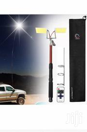 Telescopic Rod 4m Led Lights Fishing Camping Rod | Camping Gear for sale in Nairobi, Nairobi Central