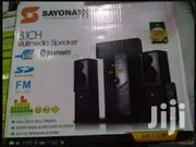 Sayona SHT-1130BT Bluetooth Multimedia Speakers | Audio & Music Equipment for sale in Nairobi, Nairobi Central